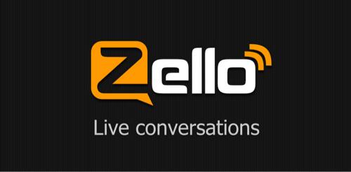 【オススメ!】iPhoneがインカムになるアプリ「zello walkie talkie」