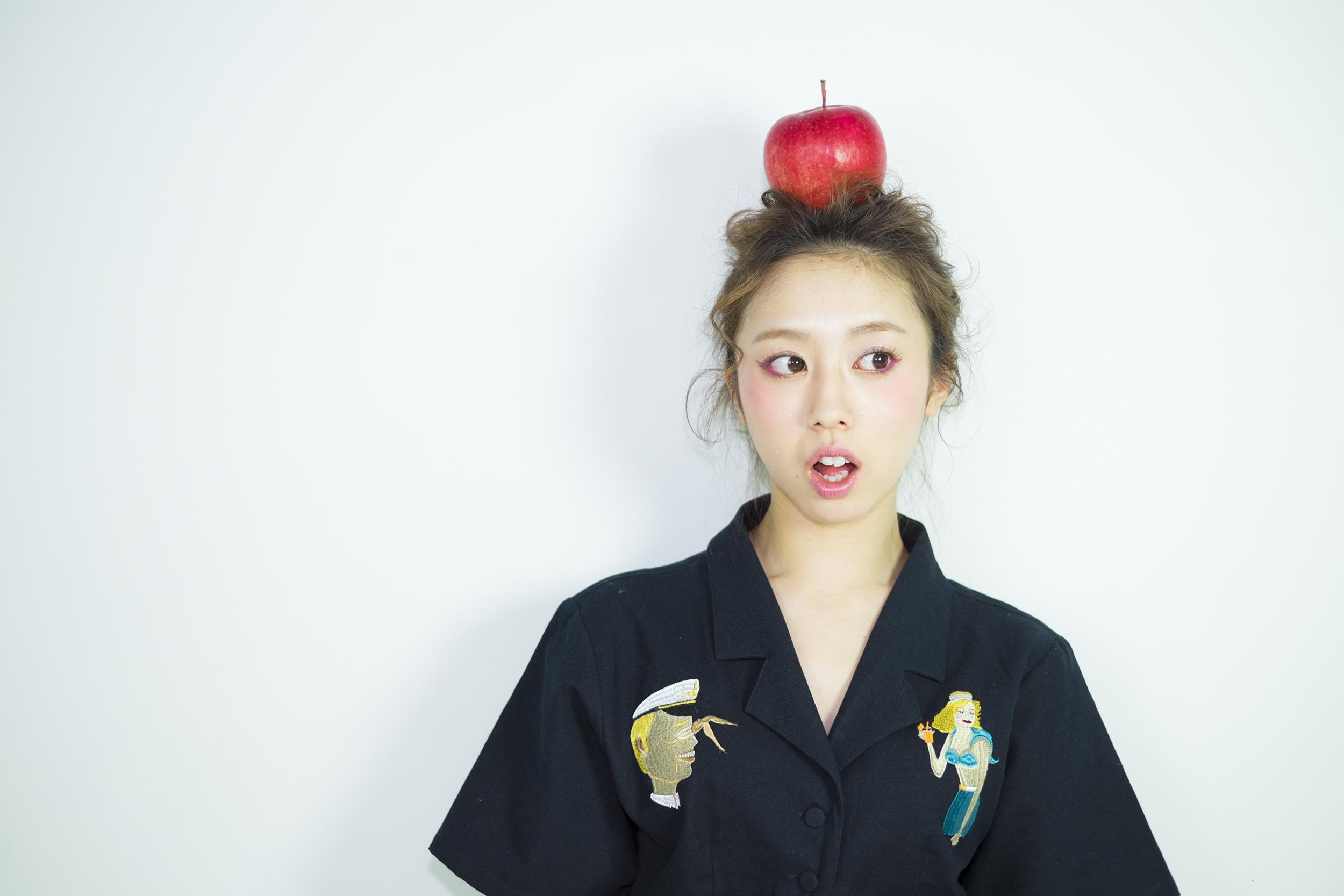 vol.3 「林檎×あづき」