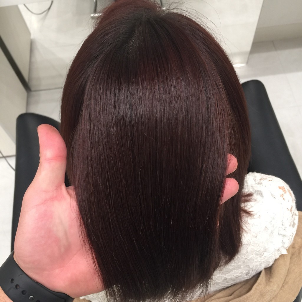 【遂に爆誕】「やった感」のあるミラクルトリートメント『シルク髪』始めます。
