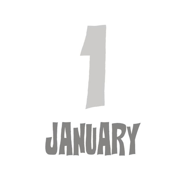 【謹賀新年】2016年初ブログと1月のお休み